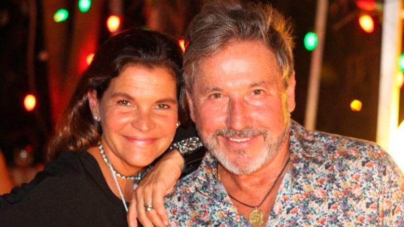 Un romántico nato: Ricardo Montaner sabe cómo tratar a una mujer y lo demostró con su esposa