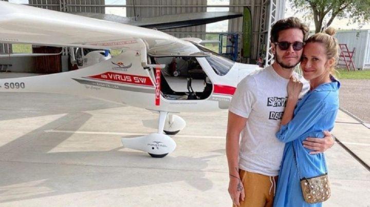 El romántico y original regalo de Emanuel Ortega para Julieta Prandi en sus vacaciones