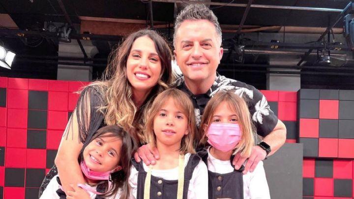 """La emotiva sorpresa que preparó Ángel de Brito para Cinthia Fernández en su cumpleaños: """"Me zarpa"""""""