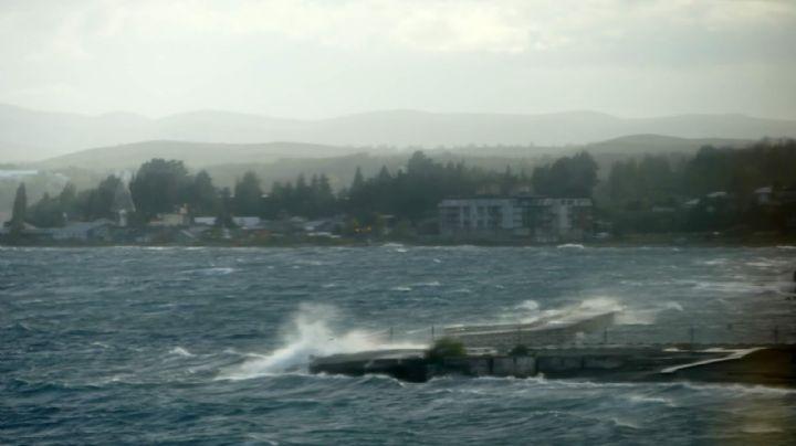 Tremendo temporal de viento en Bariloche: una por una, las consecuencias