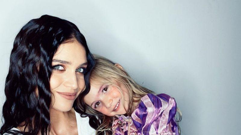 Igualita a su mamá: la hija de Zaira Nara heredó este talento