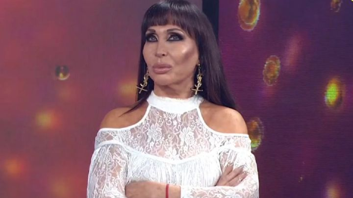 """Agarrate con la respuesta: famosa bailarina tildó a Moria Casán de """"injusta, poco mujer y machista"""""""