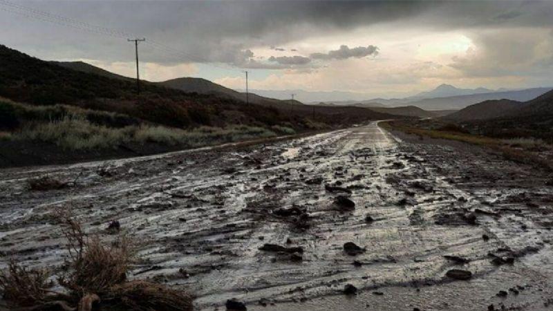 Una vez más: la lluvia provocó destrozos en el norte de Neuquén