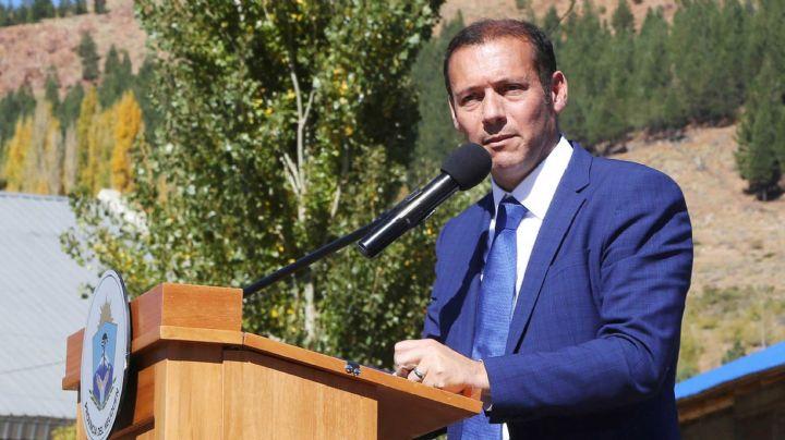 Omar Gutiérrez inauguró un nuevo edificio del Ente Provincial de Energía