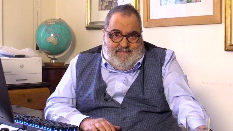 Jorge Lanata fue internado nuevamente en la Fundación Favaloro: el parte de la institución