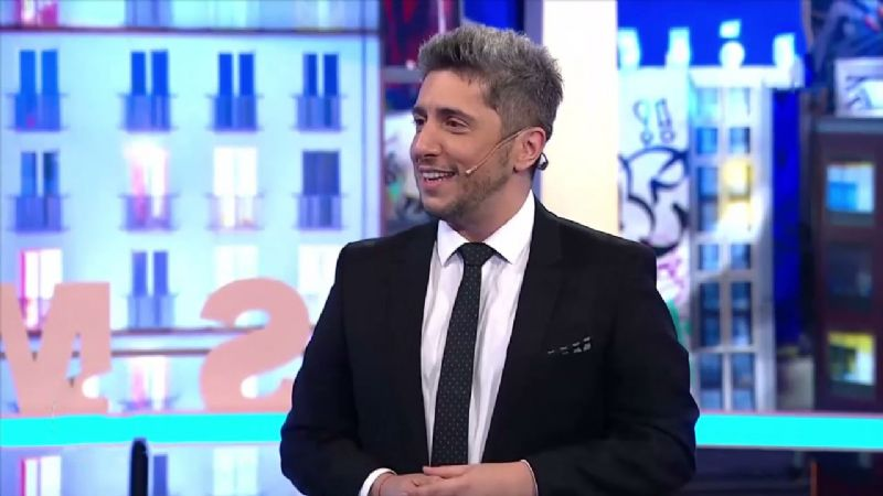 Imperdible: el show de Leonor Benedetto con Jey Mammón que enamoró al conductor