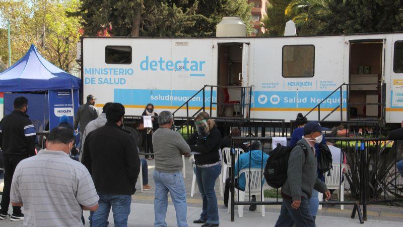 Situación epidemiológica: siguen creciendo los casos activos de coronavirus en Neuquén