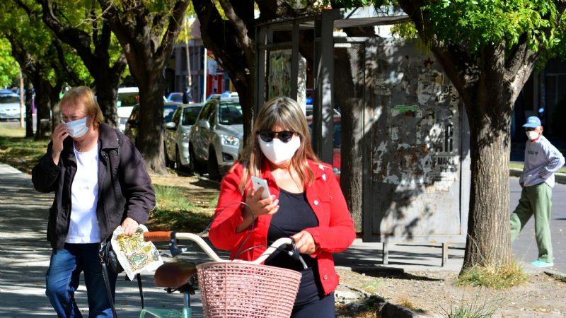 Río Negro reportó 223 nuevos casos de coronavirus
