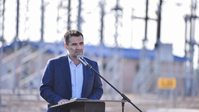 Darío Martínez aseguró que no habrá incrementos en las tarifas de servicios este año