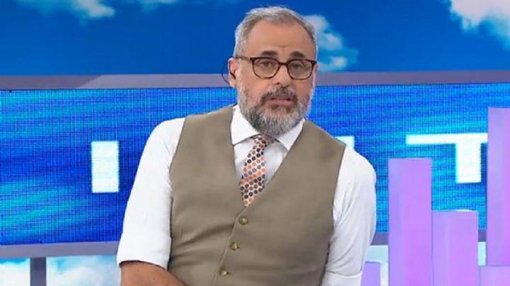 La inesperada renuncia de Jorge Rial en vivo quebró a todos sus compañeros