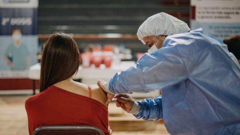 Horarios y lugares: así será el plan de vacunación hoy en la provincia