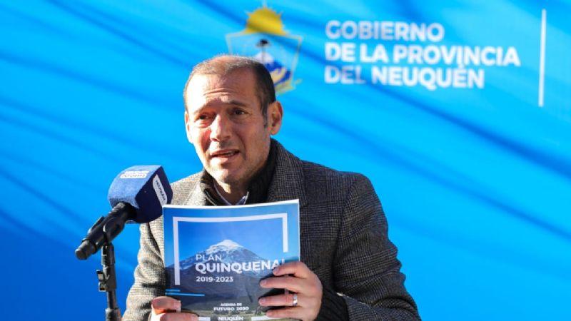 """""""Voy a salvaguardar el ADN del MPN"""": qué dijo Omar Gutiérrez sobre las candidaturas"""