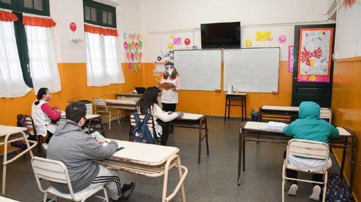 La provincia de Neuquén reanuda las clases presenciales en el interior