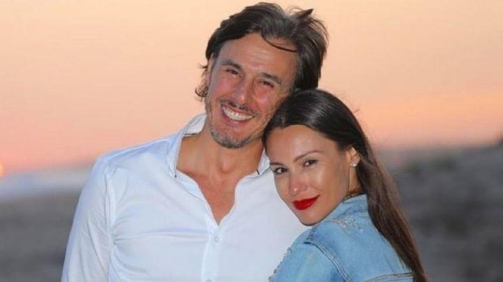 Roberto, el marido de Pampita, compartió una imagen más tierna de Ana y su hermana
