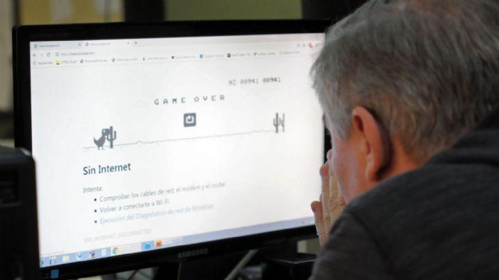 Se cayó internet: cómo reclamar ante el Enacom por la falta de servicio