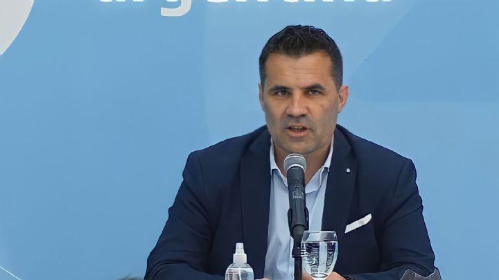 """Darío Martínez sobre la ley de hidrocarburos: """"Va a dinamizar toda la economía"""""""