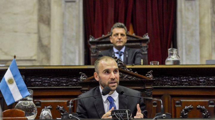 Martín Guzmán se prepara para explicar las fases del Presupuesto 2022 en el Congreso