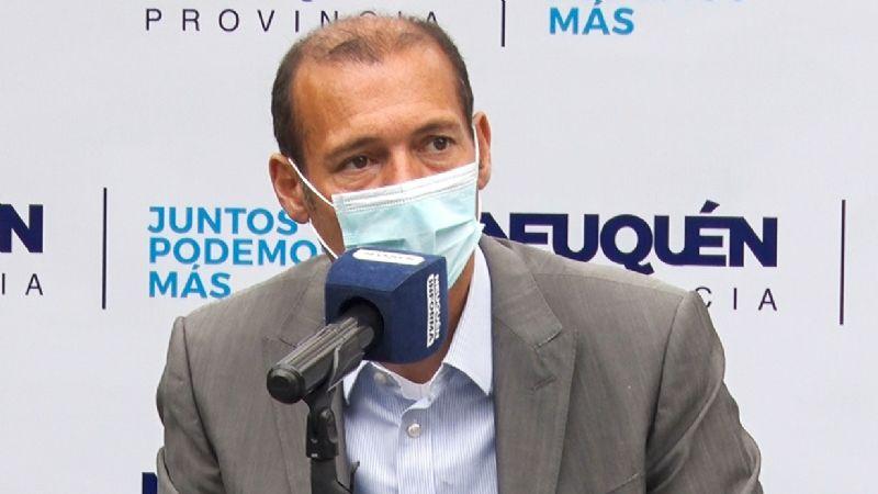 Coronavirus: Omar Gutiérrez emitió un relevante mensaje a la población